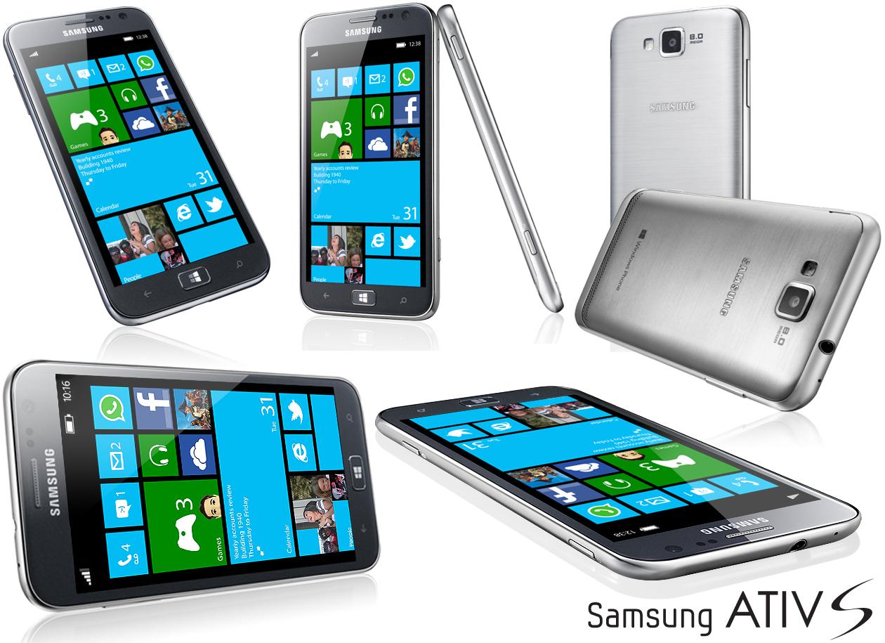 Samsung Ativ S é o primeiro Windows Phone 8 a chegar no Brasil (Foto: Divulgação)