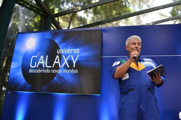 Samsung mostrou novos aparelhos da série Galaxy no Brasil (TechTudo|Pedro Zambarda)