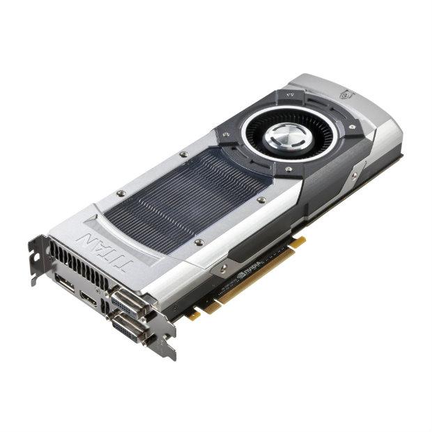 Titan é a placa puro sangue da Nvidia: nem Asus, nem EVGA, nem MSI deverão fabricar o modelo (Foto: Divulgação)