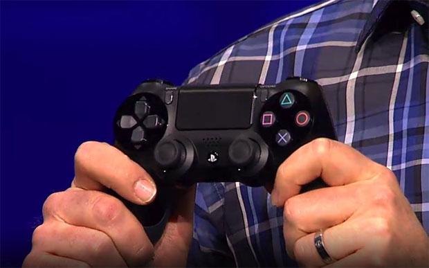 DualShock4 tem painel sensível ao toque (Foto: Reprodução/Gizmologia) (Foto: DualShock4 tem painel sensível ao toque (Foto: Reprodução/Gizmologia))