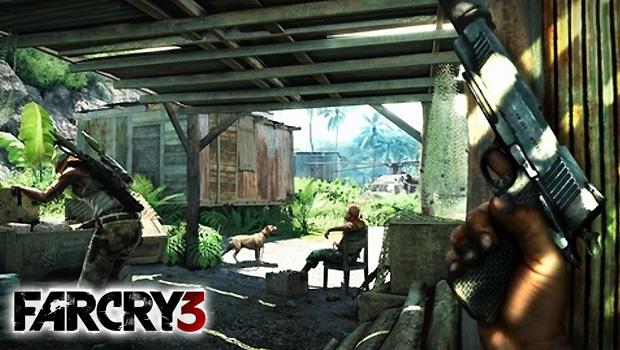 Far Cry 3 ganhará modo Master (Foto: Reprodução / TechTudo)