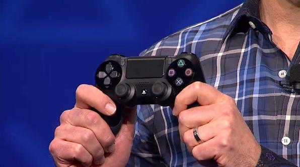 Joystick PS4 dual shock (Foto: Reprodução)