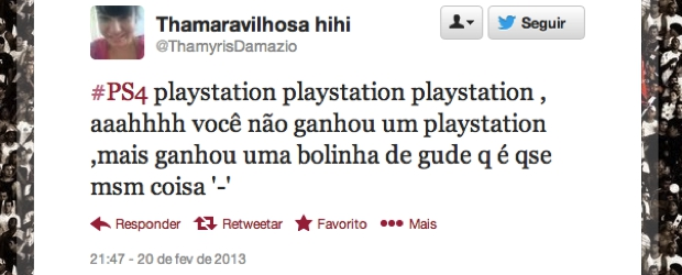 @ThamyrisDamazio (Foto: Reprodução/Twitter)