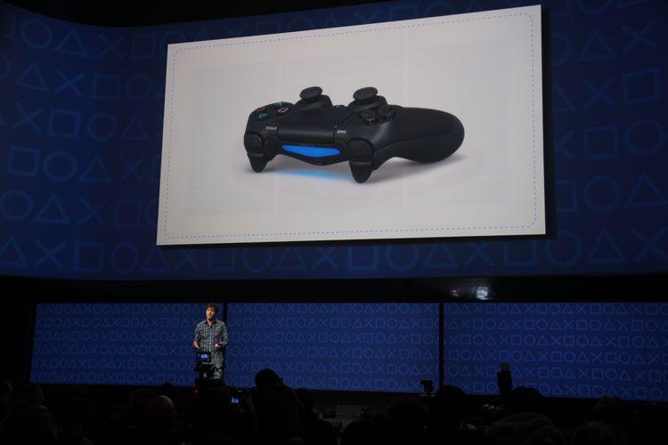 Mais detalhes do controle do PS4 (Foto: Reprodução)