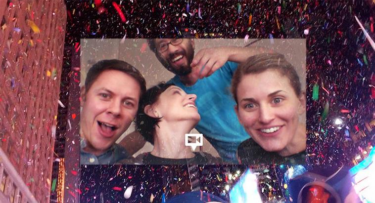 Google Glass tem interface e novas funcionalidades apresentadas em vídeo (Foto: Divulgação)