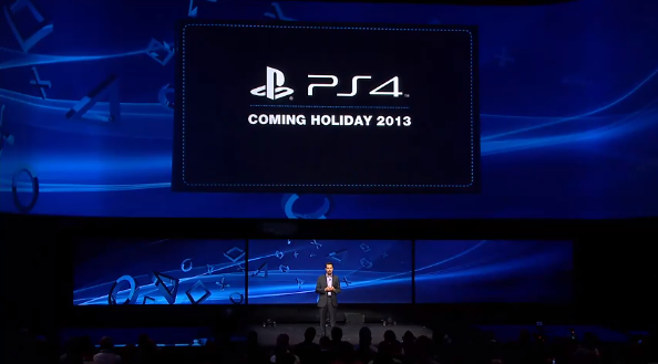 Playstation 4 prometido para dezembro de 2013 (Foto: Divulgação)