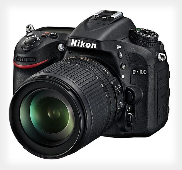 Nikon D7100 chega ao mercado em março (Foto: Divulgação)
