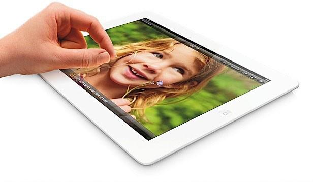iPad 4 chegou em outubro de 2012 para substituir o 3, lançado em março (Foto: Divulgação) (Foto: Divulgação)