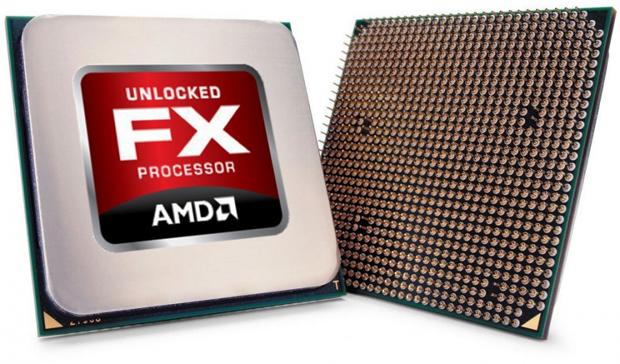 AMD FX 8120 possui 8 núcleos e 8MB de cache L2 e L3 (Foto: Divulgação)
