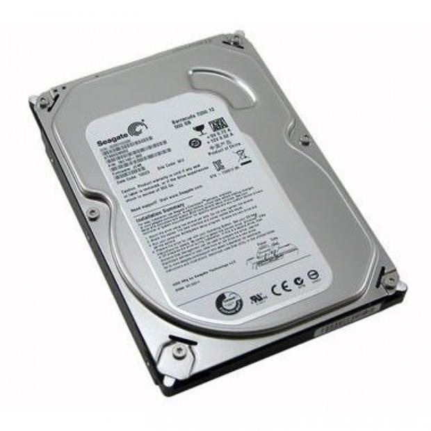 HD SATA 3.5 com 500GB Seagate (Foto: Divulgação)