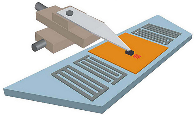 Cabeça de gravação usa pulso sônico para aumentar eficiência dos discos (Foto: Reprodução)