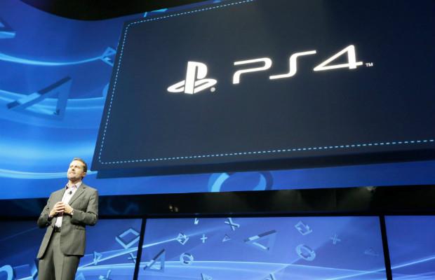 A conferência proveu as informações técnicas essenciais do PS4, mesmo sem a aparição do dito cujo (Foto: Reprodução)
