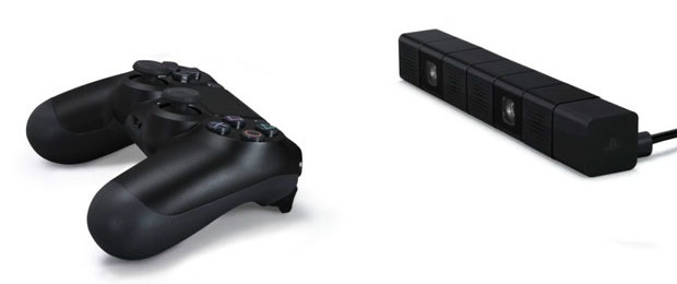 O PS4 Eye observará constantemente a posição de cada controle em três dimensões (Foto: Divulgação)