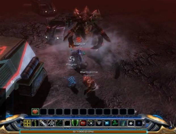 Além da visão isométrica acima, o jogo permite outras câmeras ainda mais próximas (Foto: Reprodução)