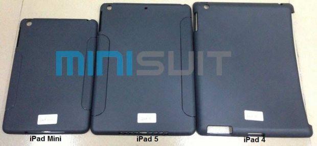 Capa do futuro iPad 5 revelado pela empresa MiniSuit (Reprodução|Business Insider)