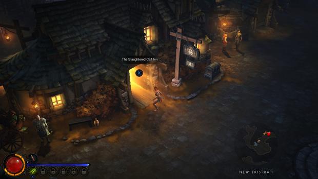 Diablo 3 exibe sua primeira imagem em um PlayStation (Foto: Divulgação)
