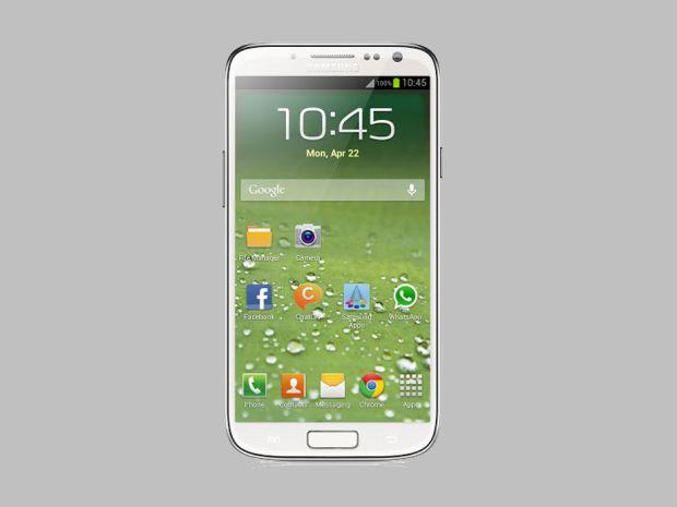 Galaxy S4 da Samsung é um lançamento do mês que vem (Divulgação)