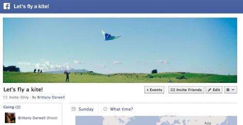 Eventos do Facebook ganham fotos de 'capa' das timelines | Notícias ...
