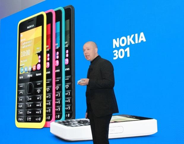 Nokia 301 terá suporte a apps inéditos (Foto:  Allan Melo/TechTudo)