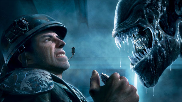 Os Aliens voltaram em Aliens: Colonial Marines (Foto: Divulgação) (Foto: Os Aliens voltaram em Aliens: Colonial Marines (Foto: Divulgação))