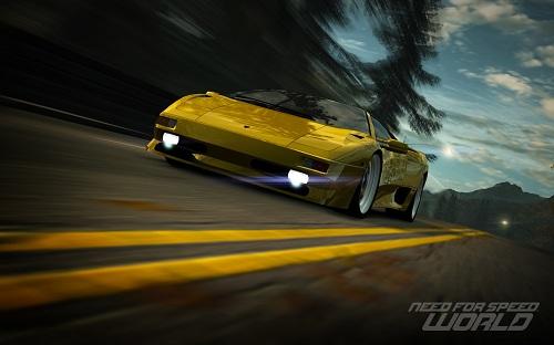 Lamborghini Diablo SV (Foto: nfsunlimited)