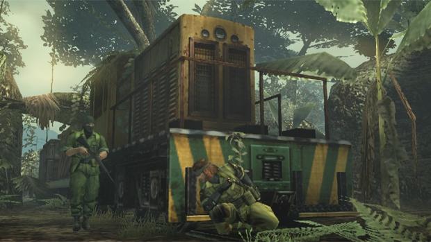 Big Boss está de volta em Metal Gear Solid: Peace Walker e não está sozinho (Foto: PlayStation Blog)