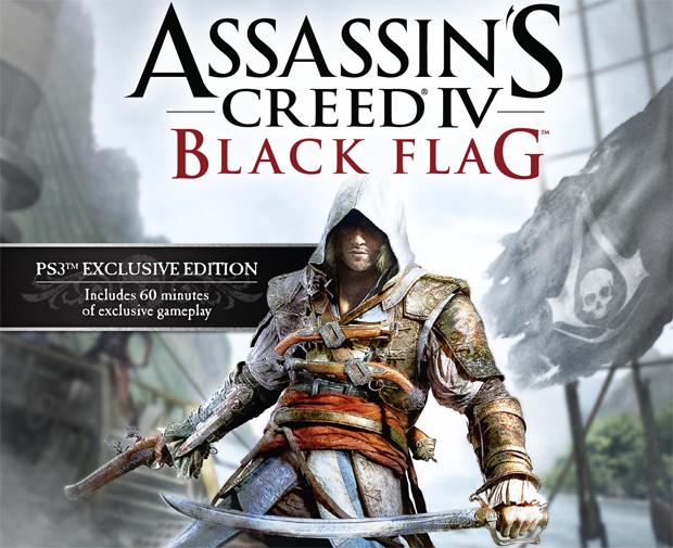 Assassin's Creed 4 tem conteúdo exclusivo no PlayStation 3 (Foto: Divulgação)