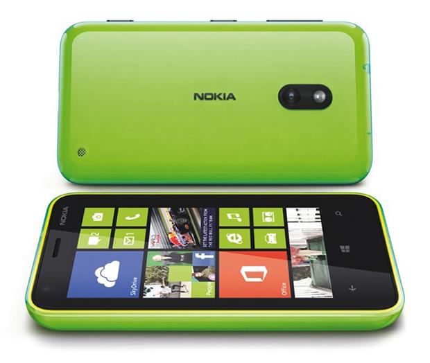 Lumia 620 chega com cores vibrantes para conquistar quem quer gastar pouco (Foto: Divulgação)