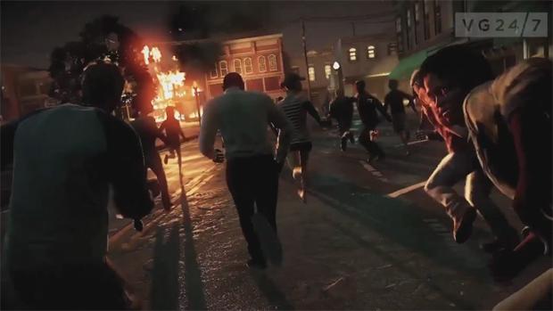 Os inimigos contaminados de The Last of Us são mais perigosos que zumbis (Foto: VG247)