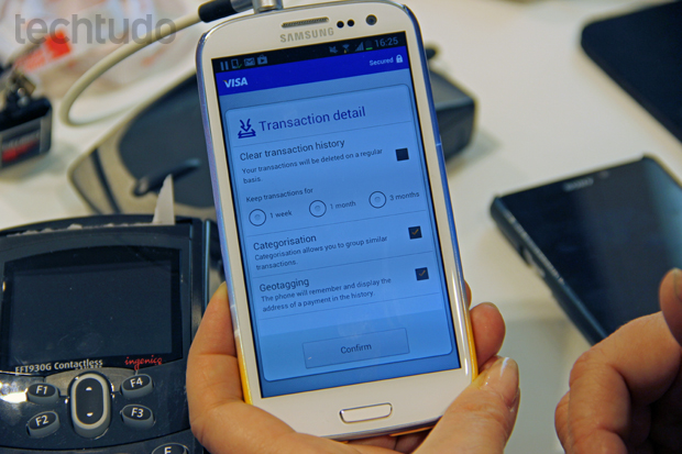 Sistema já virá nos aparelhos novos da empresa, mas antigos também podem usa-lo (Foto: Fabrício Vitorino/TechTudo)