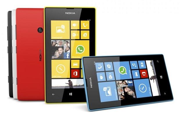 O Lumia 520 é a aposta da Nokia para conquistar quem quer gastar pouco (Foto: Divulgação)