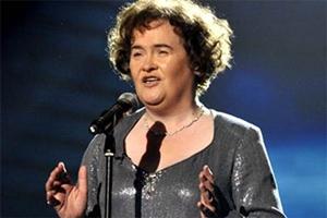 Vídeo da apresentação de Susan Boyle foi visto mais de 100 milhões de vezes no YouTube (Foto: Reprodução)