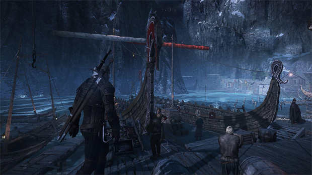 A jornada de Geralt irá levá-lo a locais distantes em The Witcher 3 (Foto: The Dark Side Of Gaming)