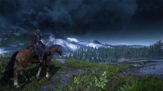 Geralt está de volta em um mundo 30 vezes maior (Foto: The Dark Side Of Gaming)