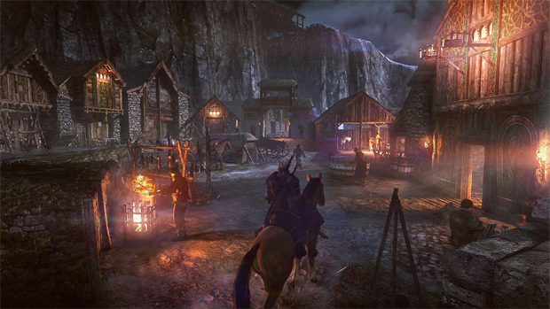 Cada local de The Witcher 3 terá sua própria identidade segundo a produtora (Foto: The Dark Side Of Gaming)