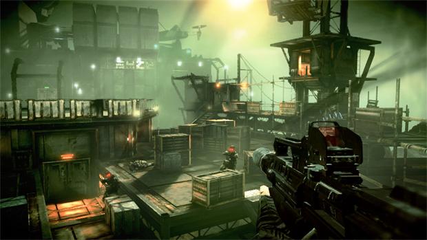 Killzone: Mercenary provavelmente apresenta os melhores gráficos do PS Vita (Foto: thegamescabin.com)