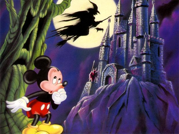 Mickey Mouse estrela o clássico Castle of Illusion (Foto: Reprodução/AllGamesBeta)