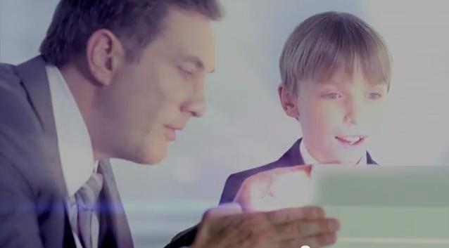 Samsung lança primeiro comercial do Galaxy S4. (Foto: Reprodução)