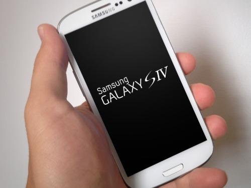 Galaxy S4: Super Amoled Full HD de 4,99 polegadas e processador octa-core (Foto: Reprodução/Dialaphone)