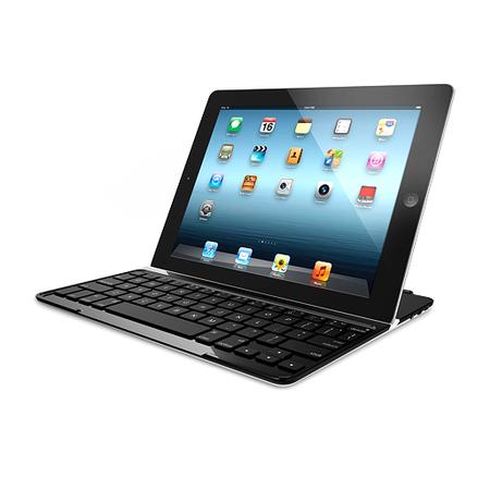 iPad com teclado fica parecendo um laptop (Foto: Divulgação)