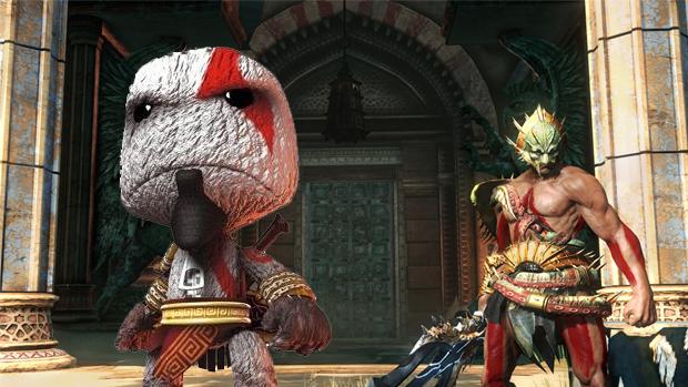 Kratos já fez muitas aparições especiais em sua carreira (Foto: Reprodução: Rafael Monteiro)