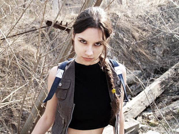 Tanya Sochivets, da Ucrânia, utiliza também o apelido Tanya Croft (Foto: Guitarse Gaming)