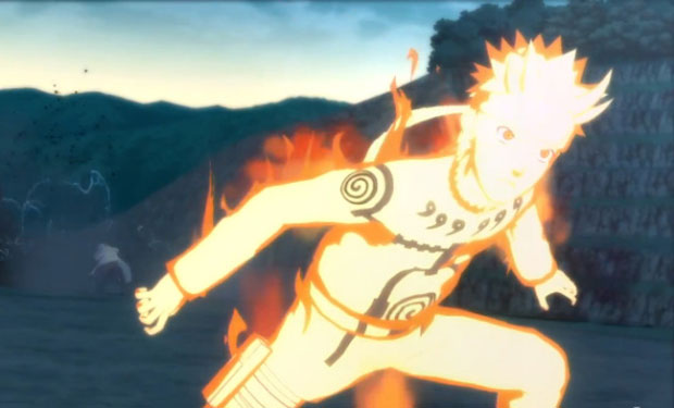 Naruto está mais poderoso neste novo capítulo (Foto: Divulgação)