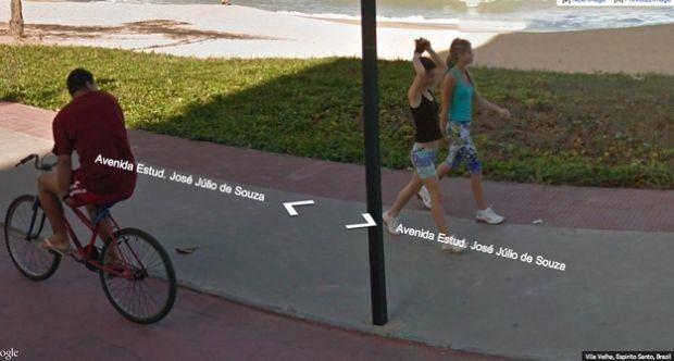 Rapaz sem vergonha alguma olha mulheres em nosso país (Foto: Reprodução|BuzzFeed)
