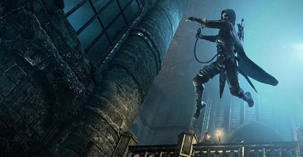 Por outro lado, Thief não deve esquecer a ação (Foto: Reprodução / GamesManiac)