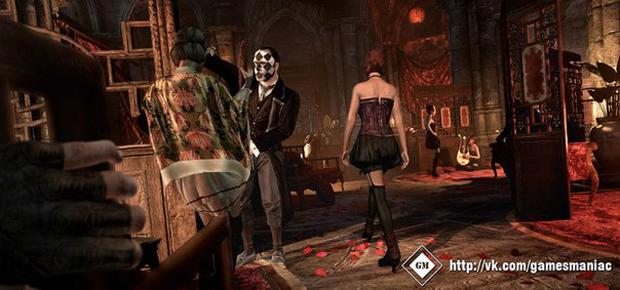 Thief mostra belos e detalhados ambientes (Foto: Reprodução / GamesManiac)