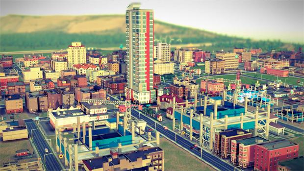 SimCity enfrenta sérios problemas em seu lançamento (Foto: NowGamer)