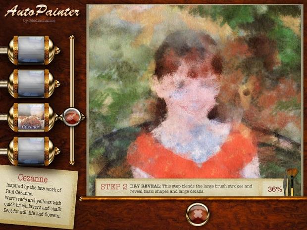 AutoPainter transforma suas fotos em obras de arte (Foto: Divulgação)