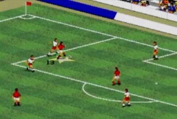 Começo do fenômeno Fifa (Foto: Reprodução/YouTube)