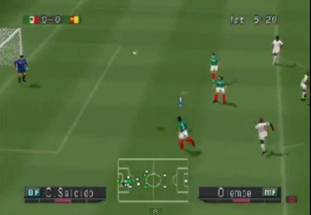 O concorrente de Fifa, Winnig Eleven (Foto: Reprodução/YouTube)